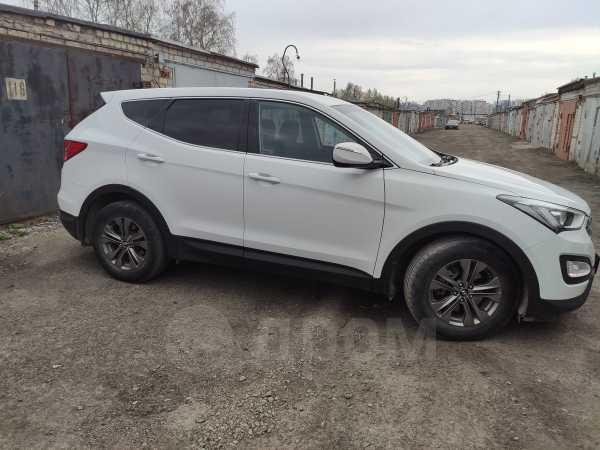 Hyundai Santa Fe, 2012 год, 960 000 руб.