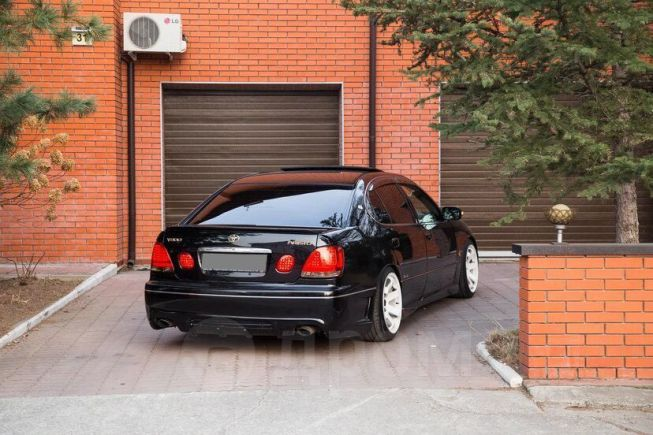 Toyota Aristo, 2000 год, 530 000 руб.