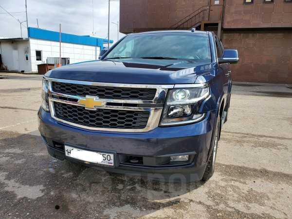 Chevrolet Tahoe, 2018 год, 3 300 000 руб.
