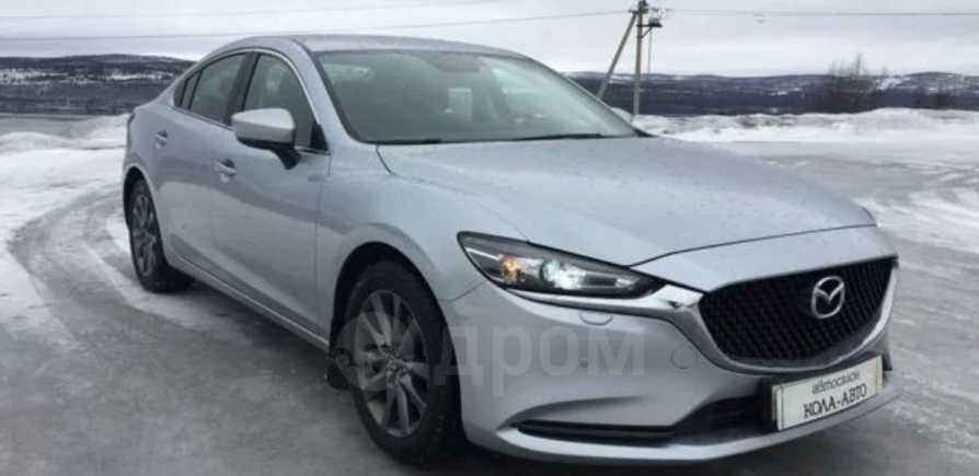 Mazda Mazda6, 2018 год, 1 285 000 руб.