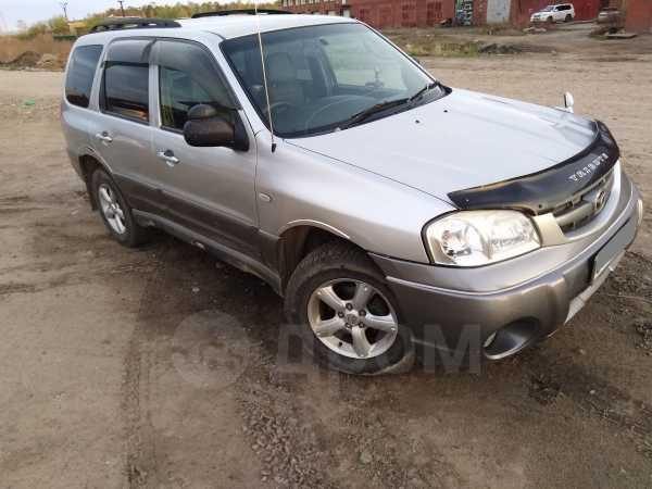 Mazda Tribute, 2003 год, 351 000 руб.