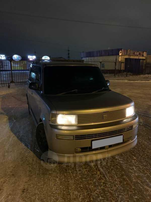 Toyota bB, 2002 год, 279 000 руб.