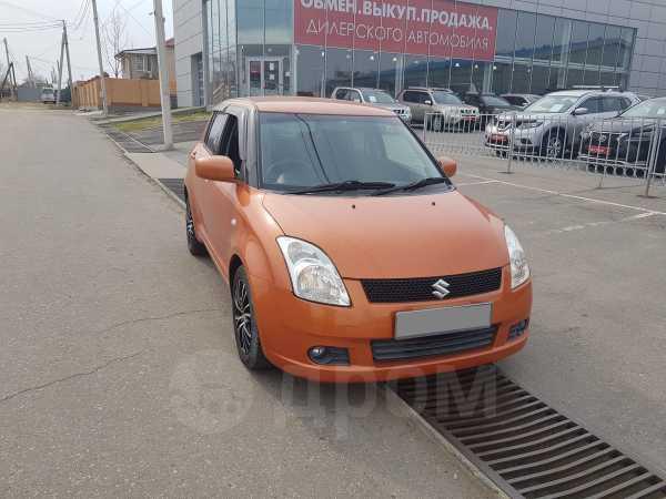 Suzuki Swift, 2005 год, 301 000 руб.