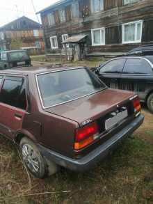 Усть-Илимск Corolla 1984