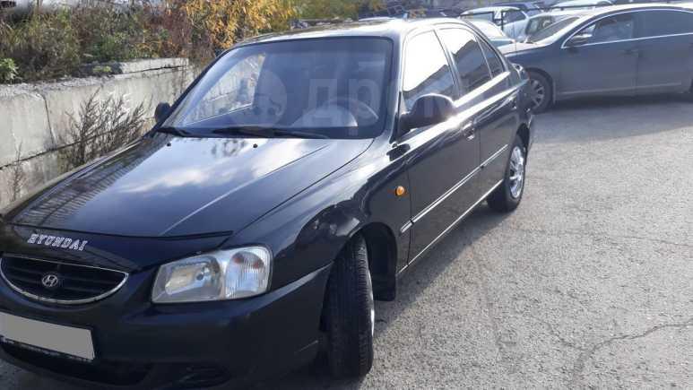 Hyundai Accent, 2005 год, 189 000 руб.