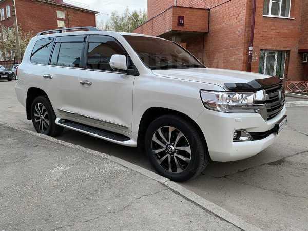 Toyota Land Cruiser, 2018 год, 5 090 000 руб.