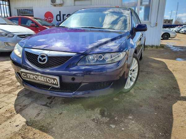 Mazda Mazda6, 2006 год, 187 000 руб.
