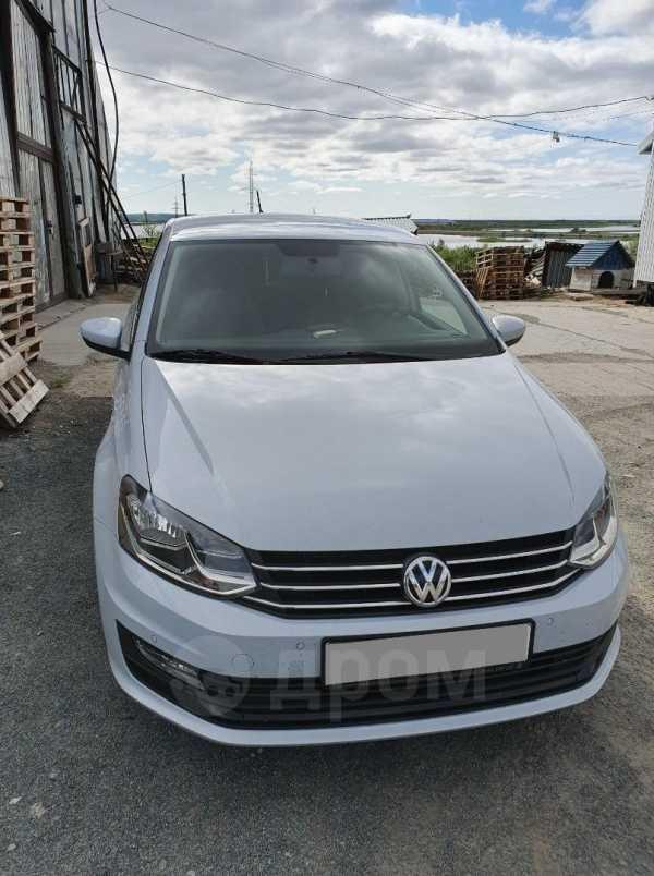 Volkswagen Polo, 2019 год, 930 000 руб.