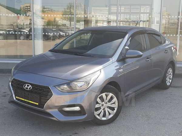 Hyundai Solaris, 2018 год, 745 000 руб.