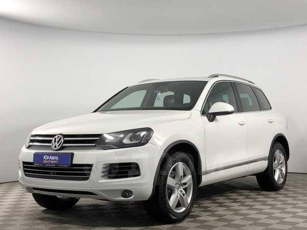 Volkswagen Touareg, 2012 год, 995 000 руб.