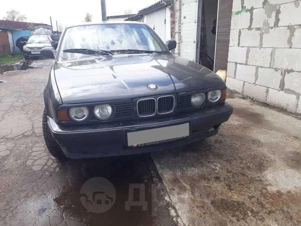BMW 5-Series, 1991 год, 130 000 руб.