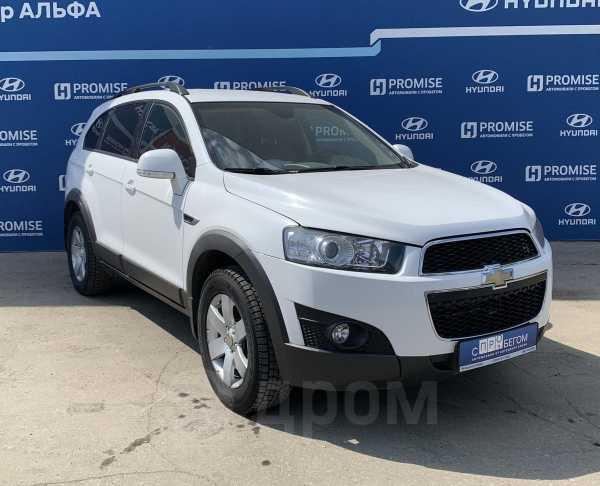 Chevrolet Captiva, 2013 год, 690 000 руб.