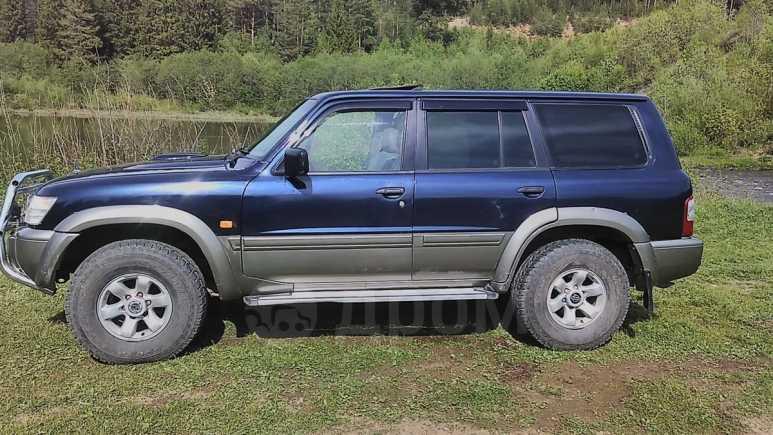 Nissan Patrol, 2000 год, 400 000 руб.