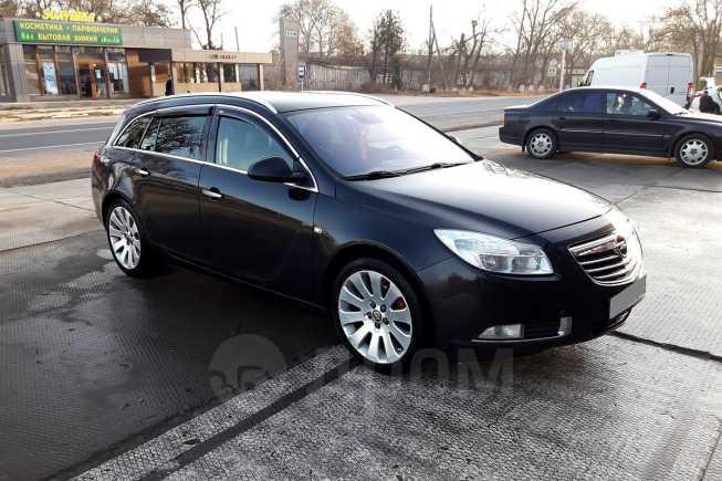 Opel Insignia, 2010 год, 589 000 руб.
