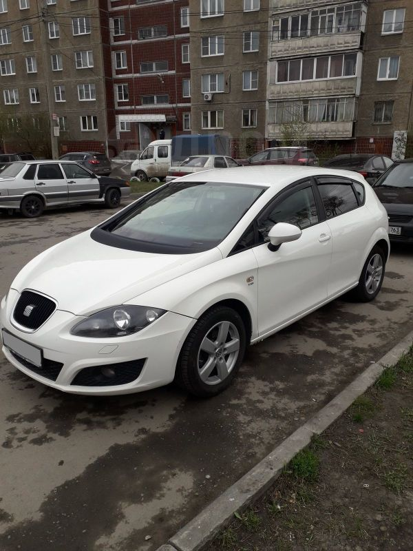 SEAT Leon, 2012 год, 390 000 руб.