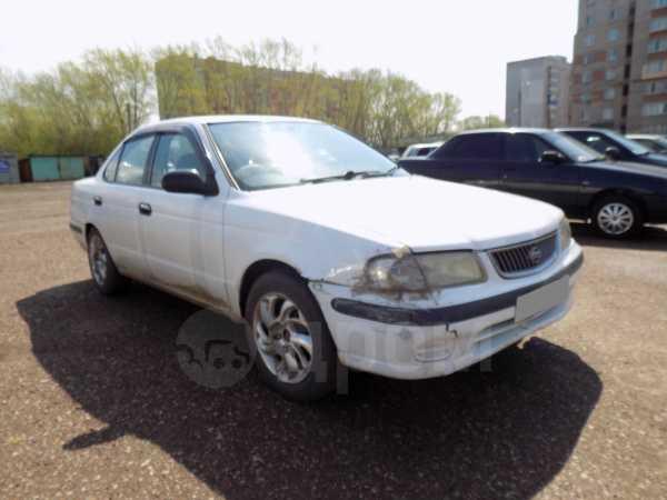 Nissan Sunny, 1999 год, 95 000 руб.