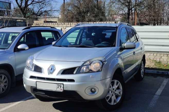 Renault Koleos, 2010 год, 649 000 руб.