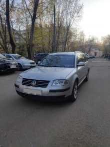 Москва Passat 2002