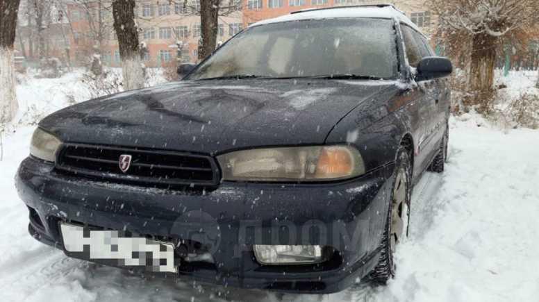 Subaru Legacy, 1997 год, 240 000 руб.