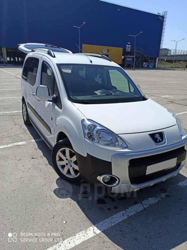 Peugeot Partner Tepee, 2011 год, 399 000 руб.