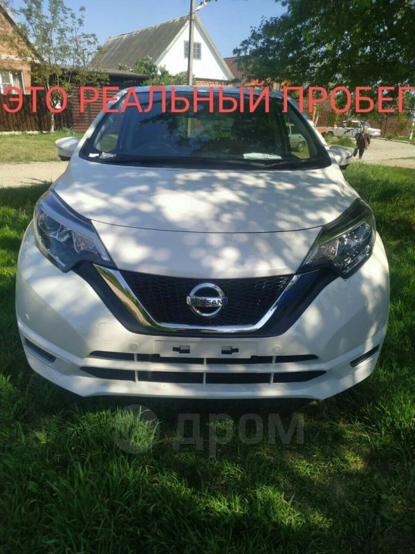 Nissan Note, 2019 год, 730 000 руб.