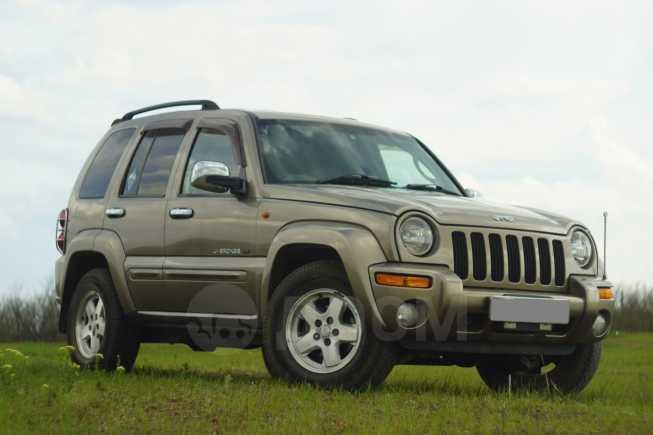Jeep Cherokee, 2003 год, 500 000 руб.