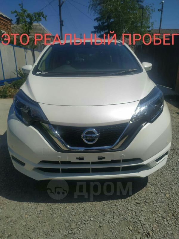 Nissan Note, 2018 год, 680 000 руб.