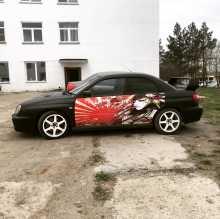 Челябинск Impreza WRX 2000
