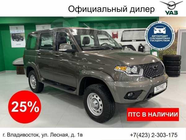 УАЗ Патриот, 2019 год, 1 223 200 руб.