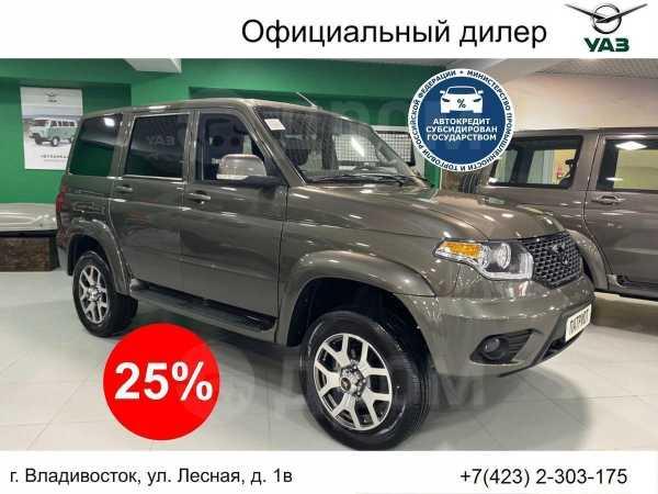 УАЗ Патриот, 2019 год, 1 350 000 руб.