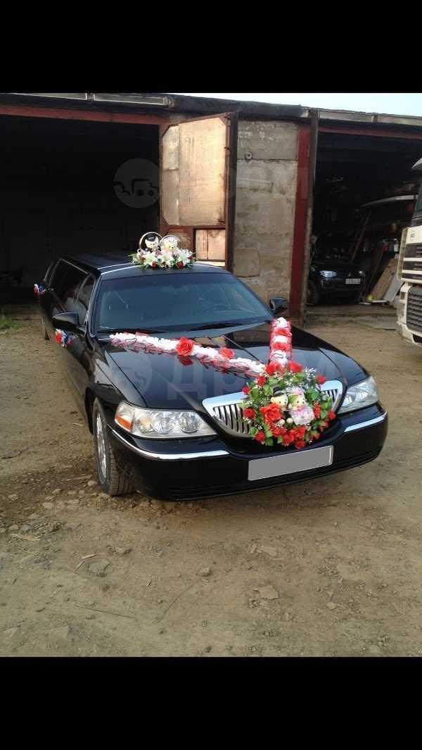 Lincoln Town Car, 2006 год, 700 000 руб.