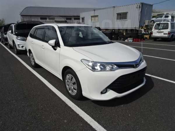 Toyota Corolla Fielder, 2018 год, 779 000 руб.