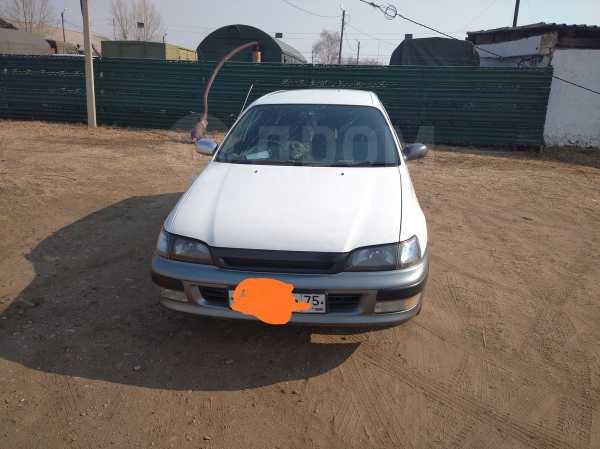 Toyota Caldina, 1997 год, 160 000 руб.