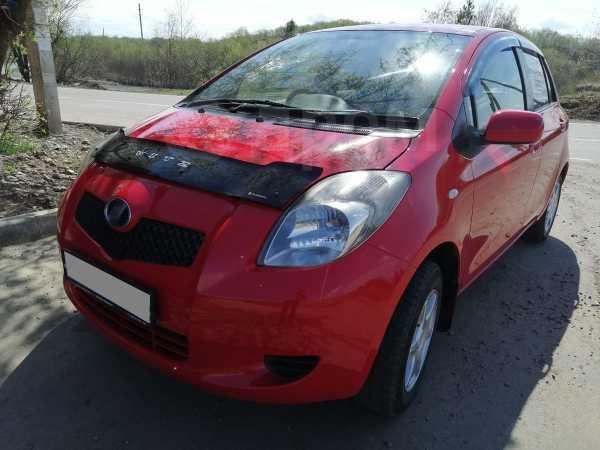 Toyota Vitz, 2006 год, 355 000 руб.