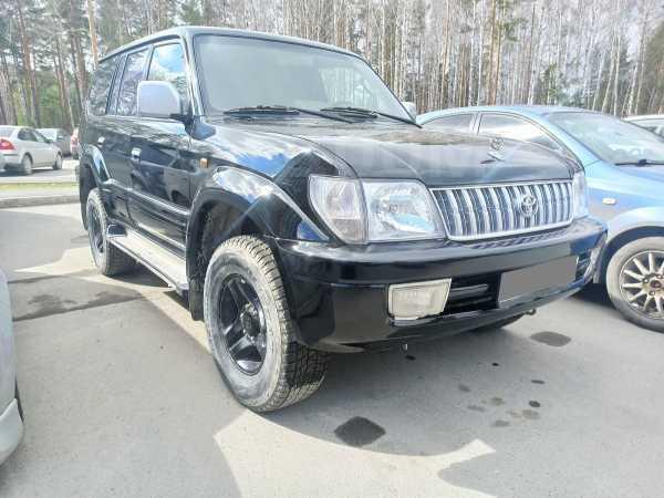 Toyota Land Cruiser Prado, 2000 год, 720 000 руб.