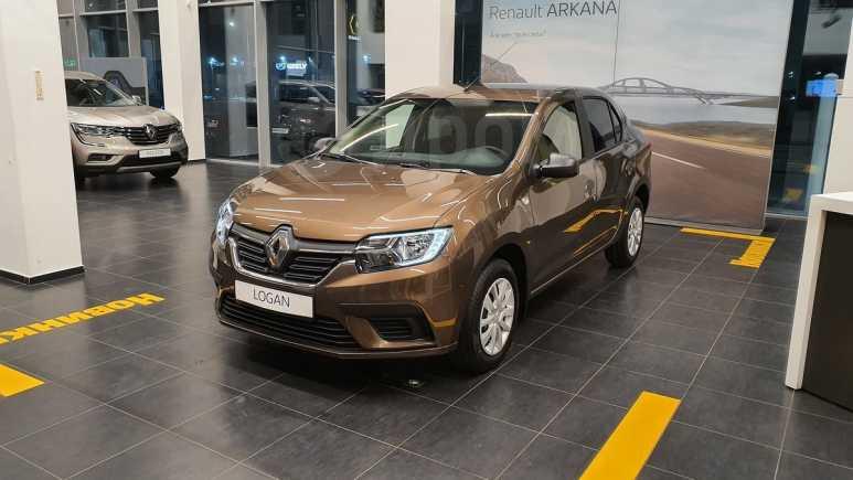 Renault Logan, 2019 год, 791 990 руб.