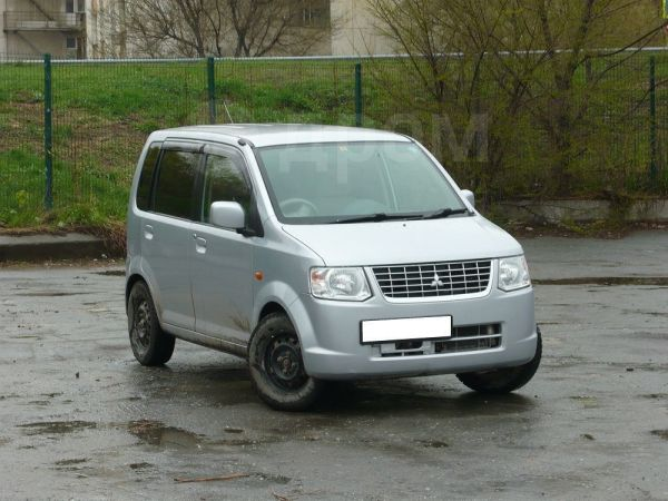 Mitsubishi eK Wagon, 2011 год, 275 000 руб.
