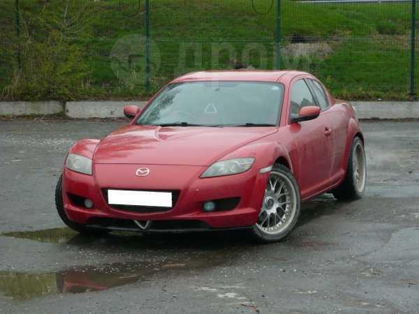 Mazda RX-8, 2003 год, 414 414 руб.