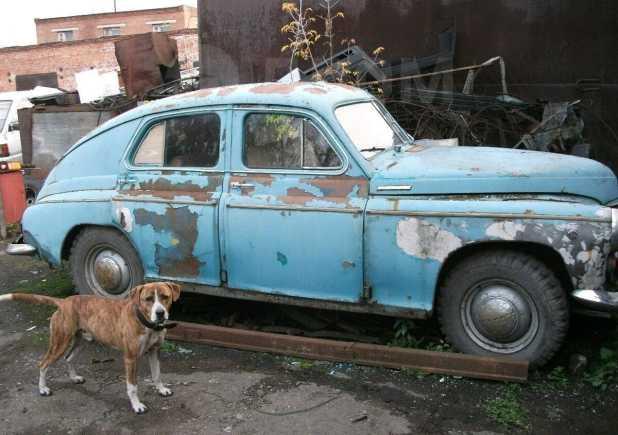 ГАЗ Победа, 1961 год, 30 000 руб.