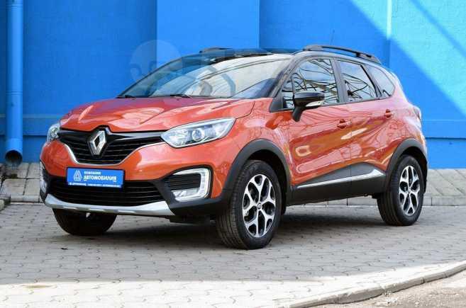 Renault Kaptur, 2016 год, 879 000 руб.