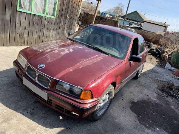 BMW 3-Series, 1992 год, 150 000 руб.