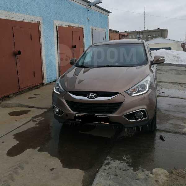 Hyundai ix35, 2014 год, 800 000 руб.