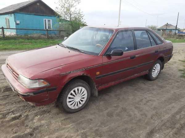 Toyota Carina II, 1988 год, 75 000 руб.