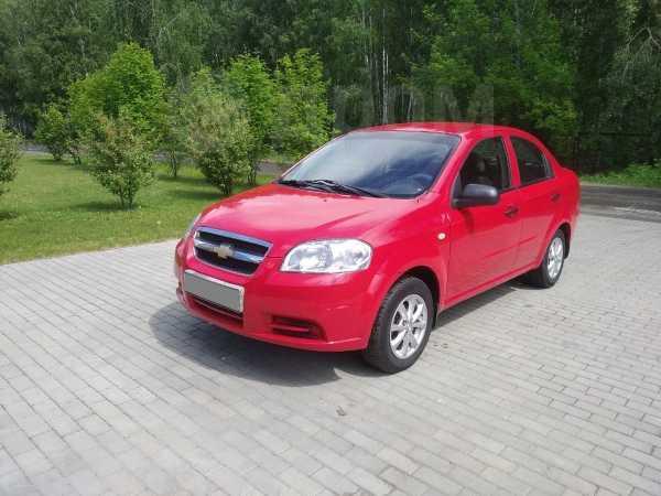 Chevrolet Aveo, 2007 год, 197 000 руб.