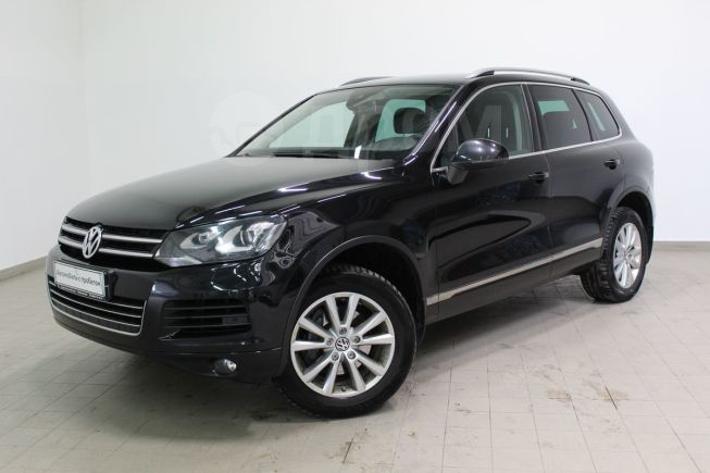 Volkswagen Touareg, 2014 год, 1 675 000 руб.