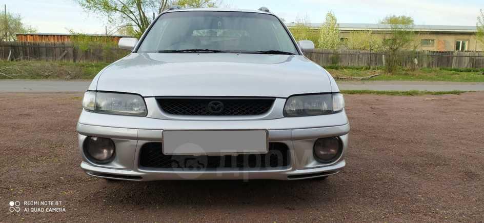 Mazda Capella, 1998 год, 240 000 руб.