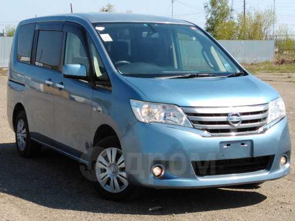 Nissan Serena, 2013 год, 975 000 руб.