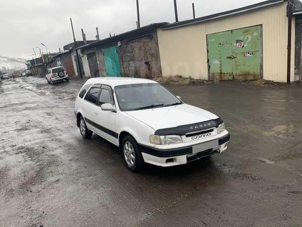 Toyota Sprinter Carib, 1998 год, 178 000 руб.