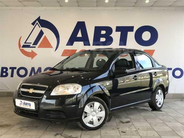 Chevrolet Aveo, 2009 год, 309 000 руб.