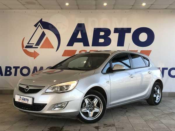 Opel Astra, 2012 год, 460 000 руб.